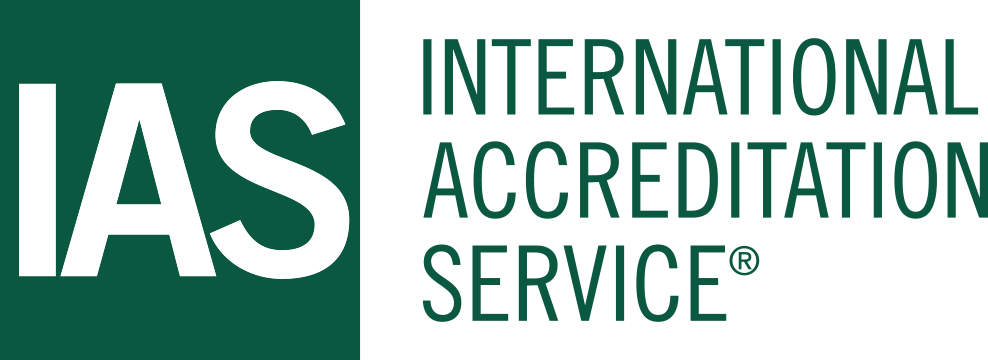 IAS: The International Accreditation Service